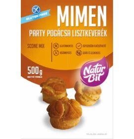 MIMEN POGÁCSA LISZTKEVERÉK 500G