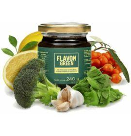 Flavon Green polifenolokat tartalmazó étrend-kiegészítő 240g