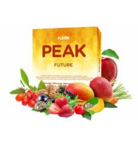 Flavon Peak Future polifenolokat és béta-glükánt tartalmazó étrend-kiegészítő gyerekeknek 30x10 g (300 g)