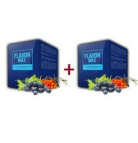 Flavon Max DUO polifenolokat tartalmazó étrend-kiegészítő 2x240g