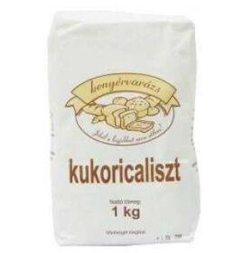 KENYÉRVARÁZS KUKORICALISZT GLUTÉNMENTES 1 KG