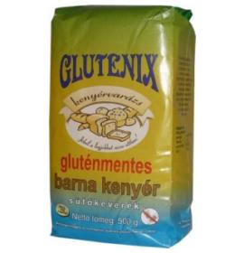 GLUTENIX ALBA-MIX 500 G GLUTÉNMENTES KENYÉRPOR