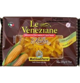 LE VENEZIANE PIPE RIGATE TÉSZTA 250G