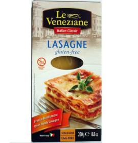 LE VENEZIANE LASAGNE TÉSZTA 250G
