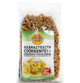DIA-WELLNESS SZÁRAZTÉSZTA SZARVACSKA 250G