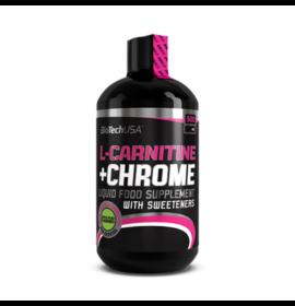 BIOTECH L-CARNITINE+CHROME OLDAT GRAPEFRUIT 500ML
