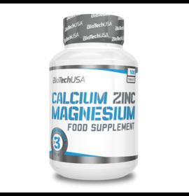 BIOTECH CALCIUM-ZINC-MAGNESIUM TABLETTA 100DB