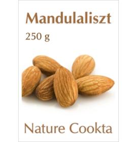NATURE COOKTA MANDULALISZT 250G