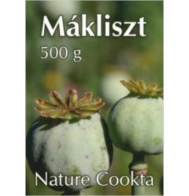 NATURE COOKTA MÁKLISZT 500G