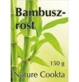 NATURE COOKTA BAMBUSZROST 150G