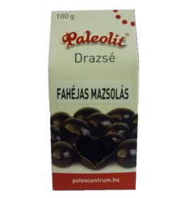 PALEOLIT FAHÉJAS MAZSOLA DRAZSÉ DOBOZOS 100G