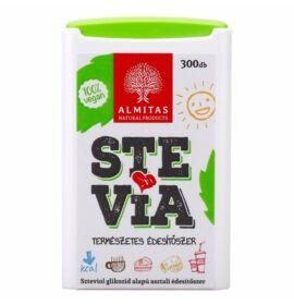 ALMITAS STEVIA TABLETTA 300 DB