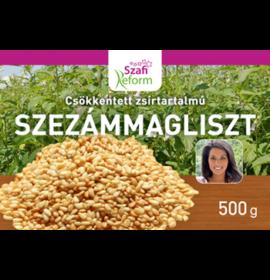 SZAFI REFORM CSÖKKENTETT ZSÍRTARTALMU SZEZÁMMAGLISZT 500G