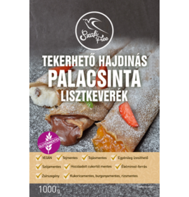 SZAFI FREE TEKERHETŐ HAJDINÁS PALACSINTA LISZTKEVERÉK 1000G