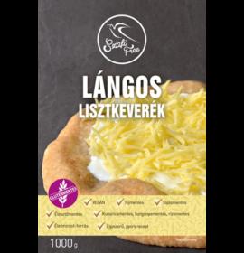 SZAFI FREE LÁNGOS LISZTKEVERÉK 1000G