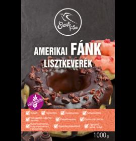 SZAFI FREE AMERIKAI FÁNK LISZTKEVERÉK 1000G