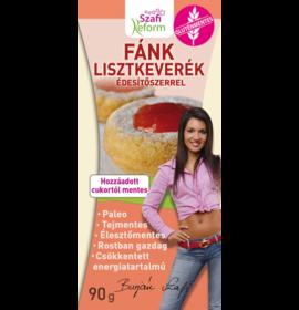 SZAFI REFORM FÁNK LISZTKEVERÉK ÉDESÍTŐSZERREL 90G