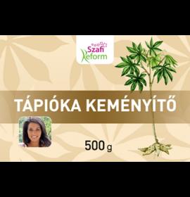SZAFI REFORM TÁPIÓKA KEMÉNYÍTŐ 500G