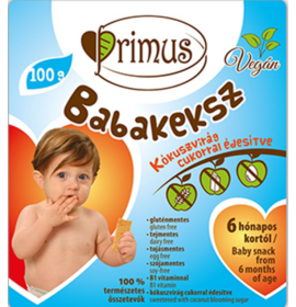 PRIMUS BABAKEKSZ 100G
