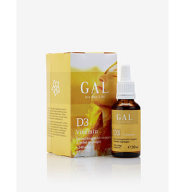 GAL D3 VITAMIN CSEPP 30ML