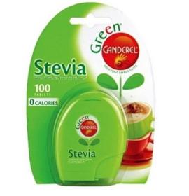 CANDEREL GREEN STEVIA TABLETTA 100DB