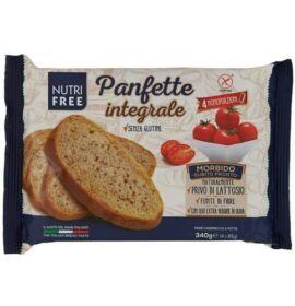 NUTRIFREE PANFETTE FEHÉR SZELETELT KENYÉR 300 G