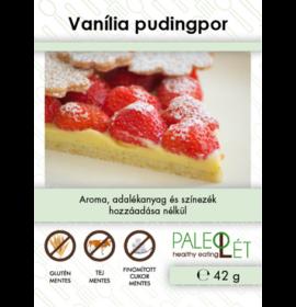 PALEOLÉT VANÍLIÁS PUDINGPOR 42G