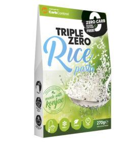 Forpro zero kalóriás tészta - rizs cukor/zsír/laktóz/glutén/szójamentes 270 g