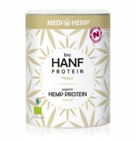 MEDI HEMP Bio Kender Protein NATÚR, 330 g