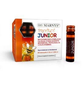 MARNYS® PROTECT JUNIOR FOLYÉKONY MULTIVITAMIN / 20 DB X 10 ML IVÓAMPULLA