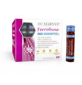 MARNYS® FERROBINE MAX VASKONTROLL / 20 DB X 10 ML IVÓAMPULLA