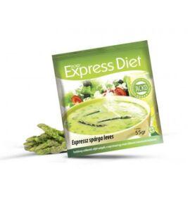 Natur Tanya® Expressz Diéta - Roppanós spárga krémleves. Zsírégető Antikatabolikus ketogén étel.