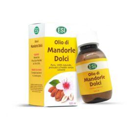 ESI®100%-os hidegen sajtolt mandulaolaj 500 ml - Belsőleg fogyasztva segíti az emésztést, tisztítja a beleket.