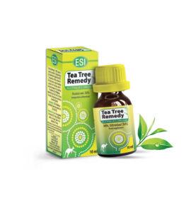 ESI® 100%-os tisztaságú Ausztrál Teafa olaj - Garantált 38 % feletti aktív hatóanyag (össz terpén) tartalom! 10ml