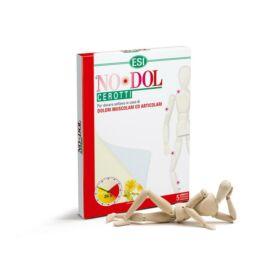 ESI® NO-DOL Ördögkarom (ÖRDÖGCSÁKLYA) Fájdalomcsillapító és görcsoldó tapasz - 24 órás hatású CE/Orvostechnikai eszköz