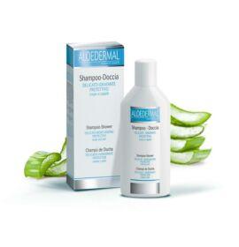 ESI® ALOEDERMAL®  tusfürdő és sampon. 2 az 1 egyben - Hipoallergén, dermatológiailag tesztelt.