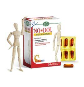 ESI® NO-DOL® Micellás kurkuma kivonat - 185-ször magasabb biohasznosulással a kurkuma porral szemben!