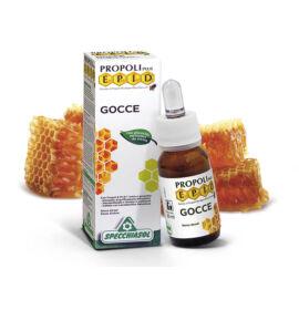 Specchiasol® Alkoholmentes Propolisz csepp - EPID® szabadalommal, tisztított vízben, glicerin nélkül. Extra sűrű!