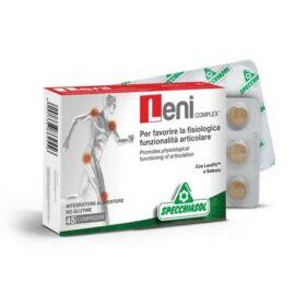 Specchiasol® Leni complex tabletta - Ízületi gyulladás specialista! Boswellia sav + Ördögkarom+Pycnogenol® 45db