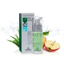 Specchiasol® Verattiva® Baktériumos, Öregedés elleni szemkörnyék ápoló szérum - Táskák, karikák, szarkalábak ellen.