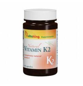 Vitaking K2-vitamin (90mcg) kapszula 30db