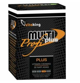 Vitaking Multi Plus Profi vitamincsomag 30db