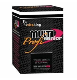 Vitaking Multi Senior Profi vitamincsomag 30db