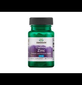 SWANSON Cink 30 mg / 90 kapszula