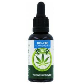 Jacob Hooy CBD 10% olaj 10 ml