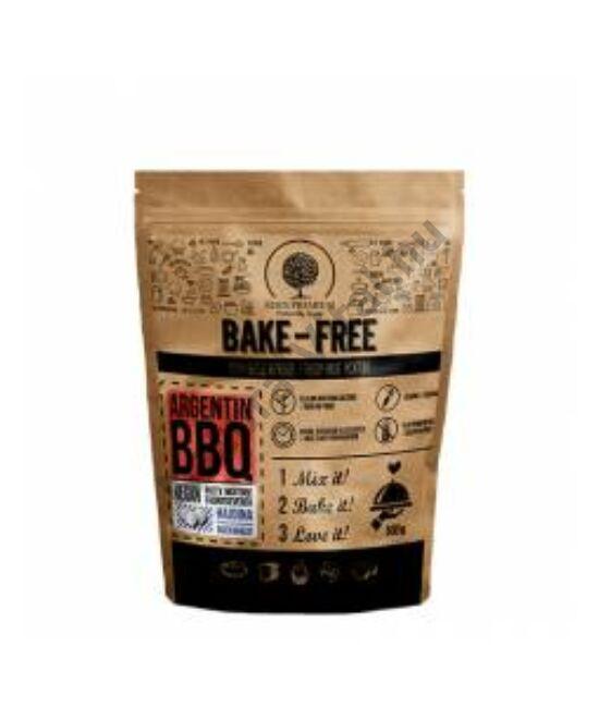 BAKE-FREE ARGENTIN BBQ FASÍRT KEVERÉK HAJDINÁS 500G