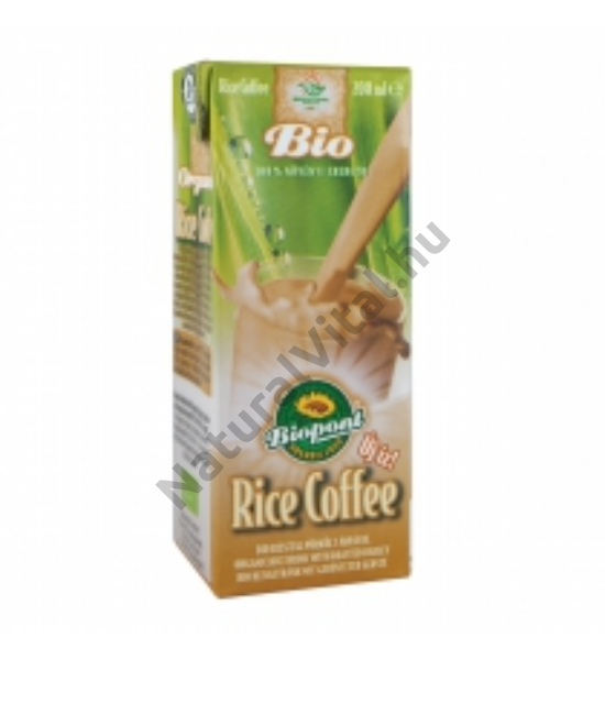 BIOPONT RICE COFFEE BIO 200ML