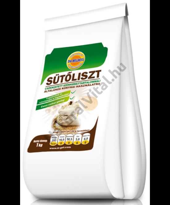 DIA-WELLNESS SÜTŐLISZT 1000G