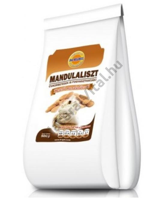 DIA-WELLNESS MANDULALISZT 500G