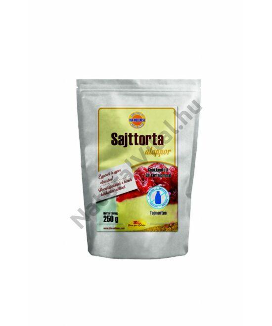 DIA-WELLNESS SAJTTORTA ALAPPOR 250 G